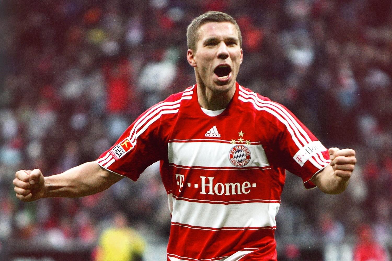 Podolski Bayern